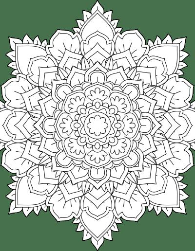 FloralMandala11