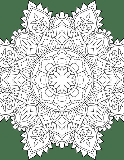 FloralMandala14