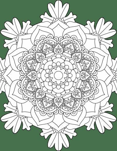 FloralMandala15