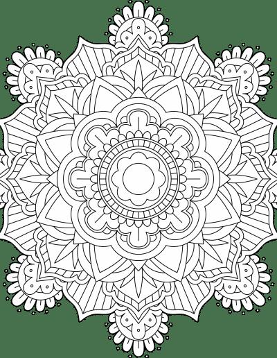 FloralMandala7